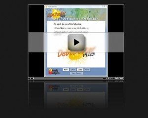 View DebtBuster Demonstration